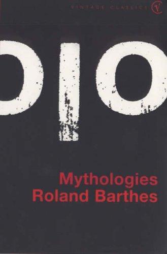 9780099972204: Mythologies (Vintage classics)