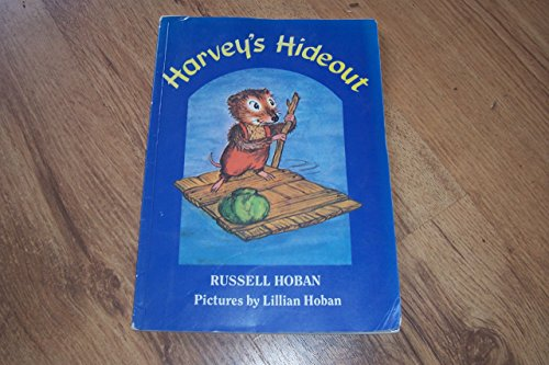 9780099973300: Harvey's Hideout (Red Fox Picture Books)