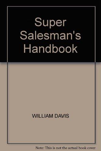 9780099980803: Super Salesman's Handbook