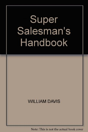 9780099980803: Super Salesman's Handbook