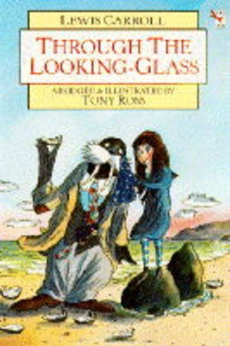 9780099983408: Through the Looking Glass (Red Fox picture books)