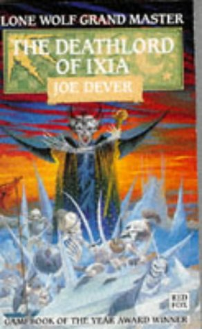 9780099984207: Deathlord of Ixia #17 Lone Wolf