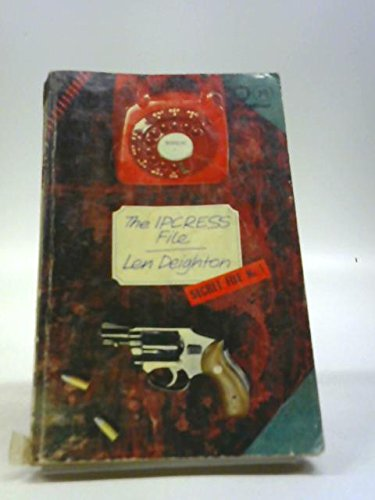 9780099984900: THE Ipcress File