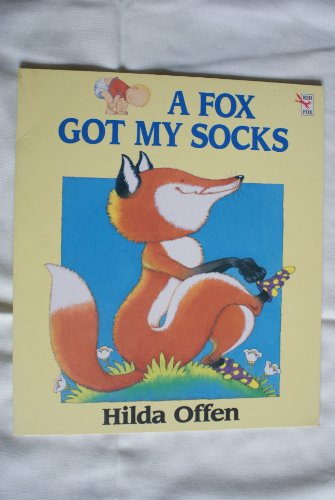 9780099997801: A Fox Got My Socks (Red Fox picture books)