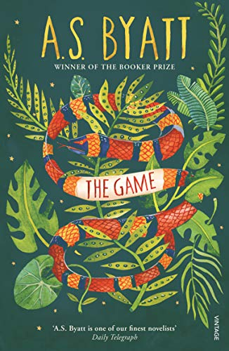 Game (9780099998402) by A. S. Byatt