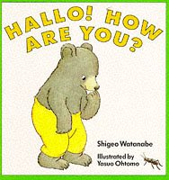 9780099999508: Hallo, How are You? (Red Fox picture books)