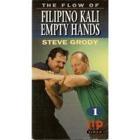 9780100000896: Flow Of Filipino Kali Empty Hands Pt 1