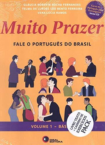 9780101010405: Muito Prazer - Volume 1. Pack (Em Portuguese do Brasil)