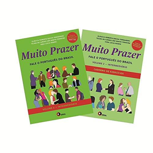 9780101010504: Muito Prazer - Volume 2. Pack (Em Portuguese do Brasil)