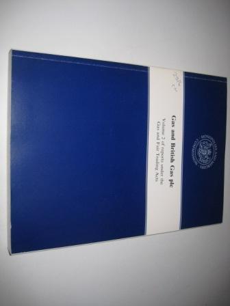 9780101231527: British Gas PLC (Command Paper)