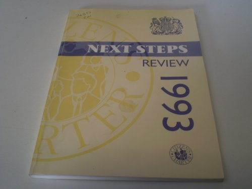 9780101243025: Next Steps: Agencies in Government (Cm.)
