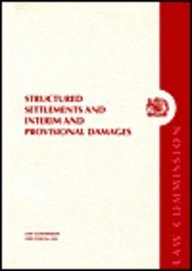 9780101264624: Structured Settlements and Interim and Provisional Damages (Command Paper)
