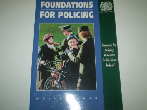 9780101324922: Foundations for Policing (Cm.: 3249)
