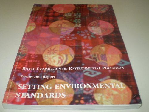 9780101405324: Setting Environmental Standards (Command Paper)