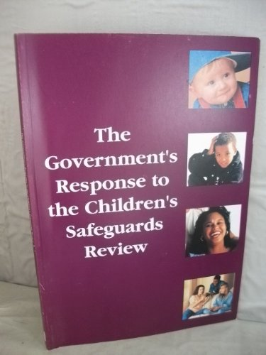9780101410526: People Like Us: Government's Response to the Review: Report of the Review of the Safeguards for Children Living Away from Home (Command Paper)