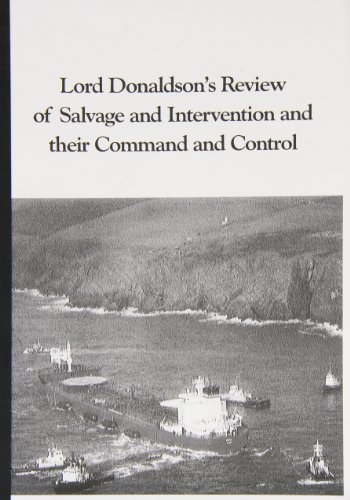 9780101419321: Command and Control: Report of Lord Donaldson's Review of Salvage and Intervention and Their Command and Control (Command Paper)