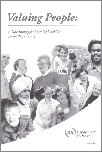 9780101508629: Valuing People: A New Strategy for Learning Disability for the 21st Century - a White Paper (Command Paper)
