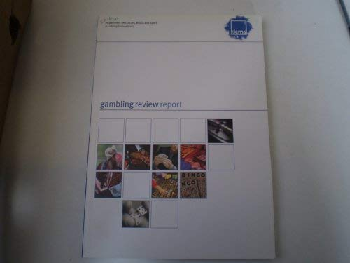 9780101520621: Gambling Review Report (Command Paper)