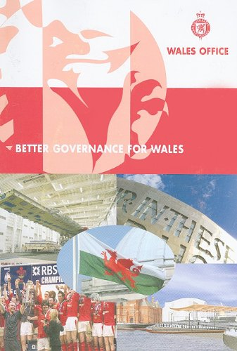 9780101658225: Better Governance for Wales: Cm.6582