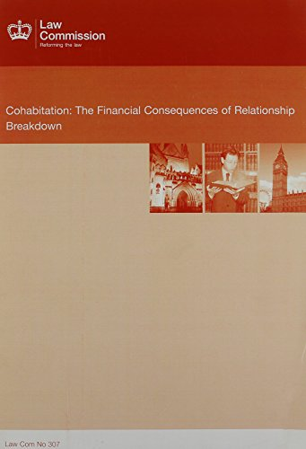 9780101718226: Cohabitation: the financial consequences of relationship breakdown (Cm.)