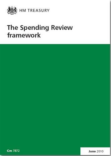 9780101787222: The Spending Review Framework (Cm.)
