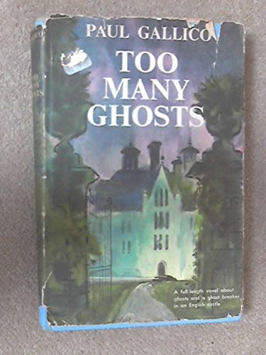 9780102300857: Too Many Ghosts
