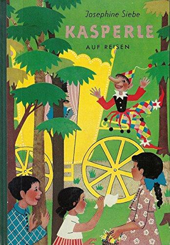 9780102422559: Kasperle auf Reisen illustriert Hermine Schäfer