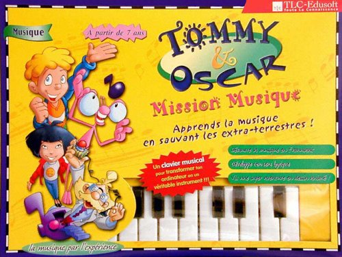 9780102434965: Tommy & Oscar. Mission musique, CD-ROM