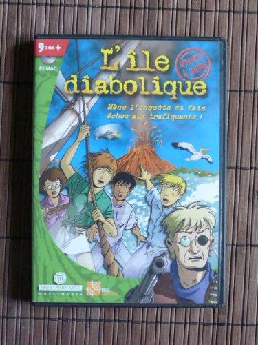 9780102450187: L'île diabolique. CD-ROM