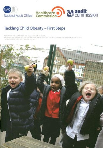 9780102937145: Tackling Child Obesity-first Steps: Hc 801, Session 2005-2006: Report by the Comptroller And Auditor General