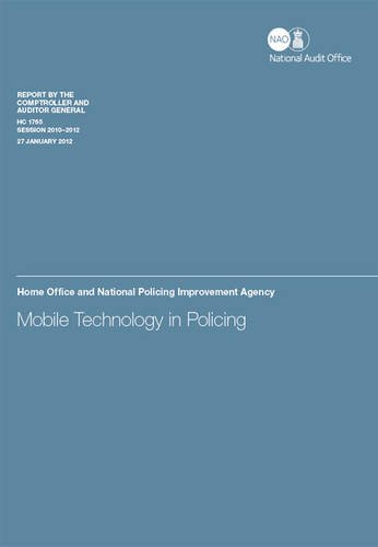 9780102975352: Mobile Technology in Policing: Home Office and National Policing Improvement Agency (House of Commons Papers)