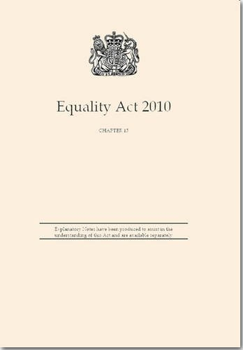 9780105415107: Equality Act 2010 (Public General Acts - Elizabeth II)