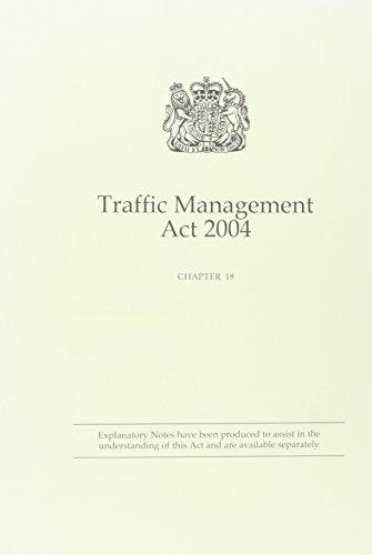 9780105418047: Traffic Management Act