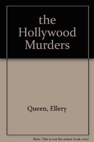 9780105600978: The Hollywood Murders