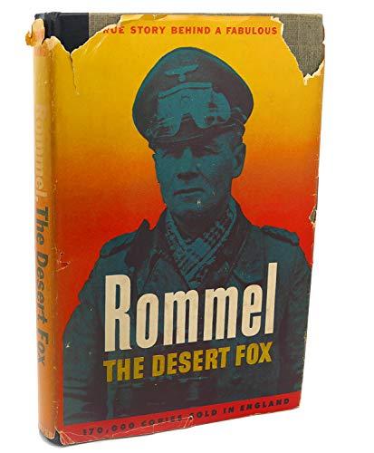 9780105801047: Rommel The Desert Fox