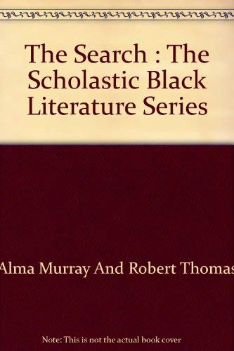 The Scene (Scholastic Black Literature Series): Alma Murray