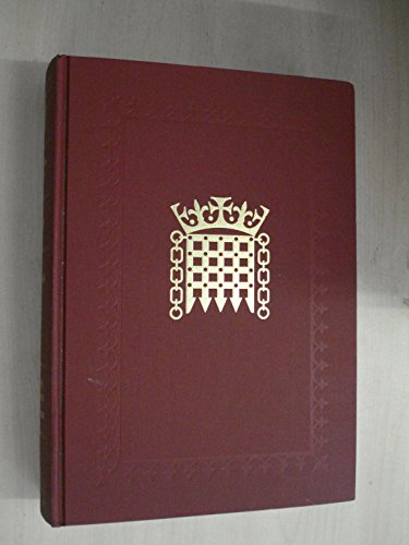 9780107806491: Parliamentary Debates Fifth Series: House of Lords Official Report