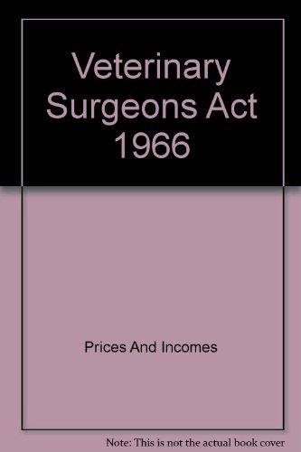 9780108506802: Veterinary Surgeons Act 1966