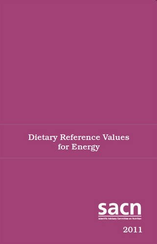 9780108511370: Dietary Reference Values for Energy 2011