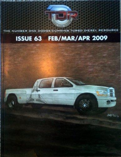 9780108882418: TDR: Turbo Diesel Register, Issue 63 - Feb/ Mar/ Apr 2009 (Turbo Diesel Register)
