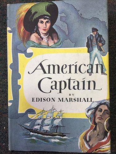 9780110501147: American Captain