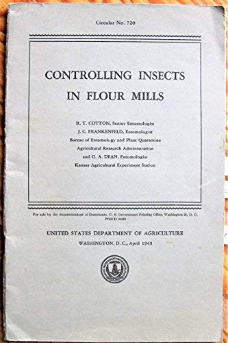 9780112403074: Controlling Insect Pests in Flour Mills