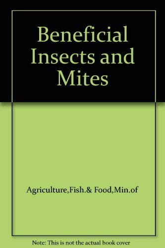 9780112403203: Beneficial Insects and Mites
