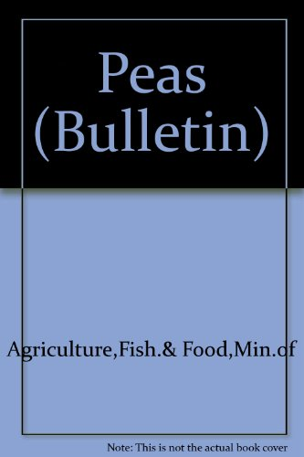 9780112403814: Peas (Bulletin)