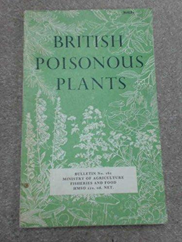 9780112404613: British poisonous plants