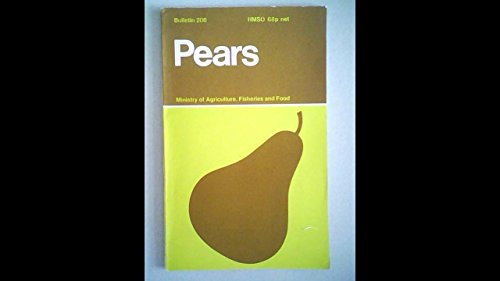 9780112405085: Pears