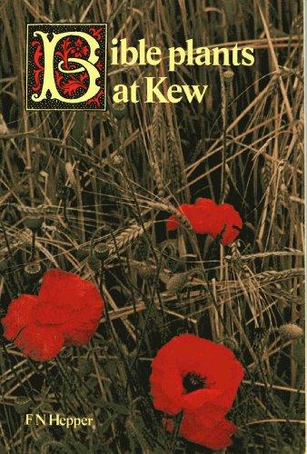 9780112411710: Bible Plants at Kew