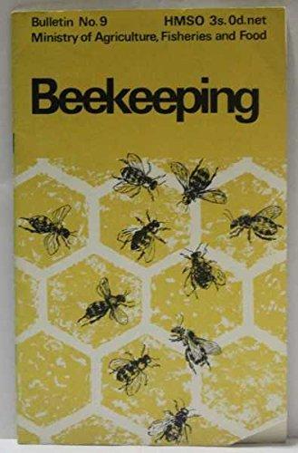 9780112412090: Beekeeping (Bulletin)