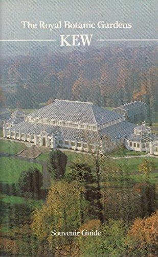 9780112412892: The Royal Botanic Gardens, Kew: Souvenir guide