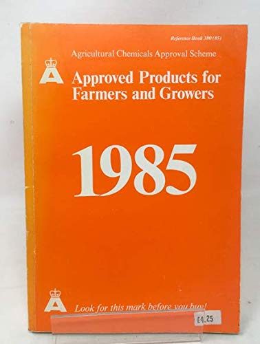 9780112427209: Insecticides, Fungicides, Herbicides: List of